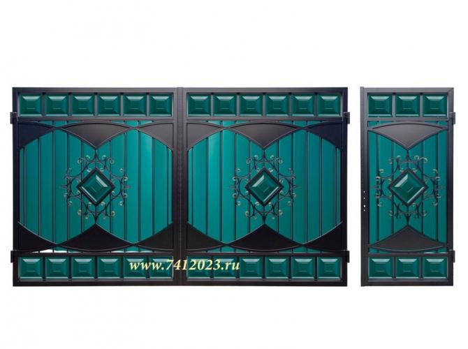 Ворота № 60 - 7412023.ru