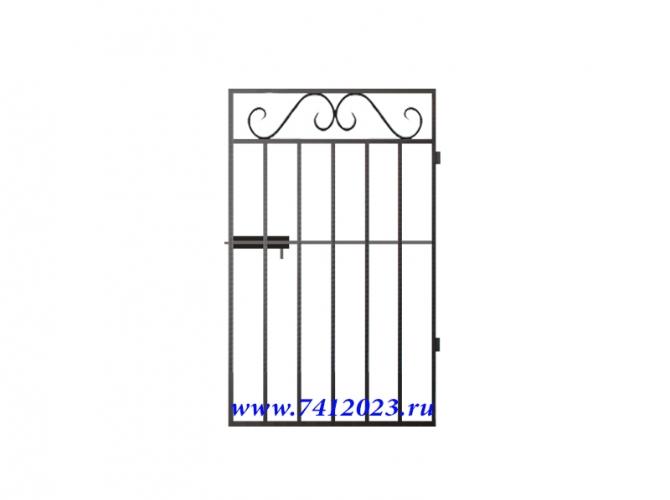Калитка к сварным воротам №5 - 7412023.ru