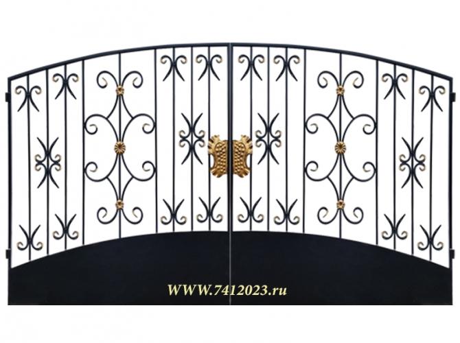 "Ворота №9 ""Шахризада"" - 7412023.ru"