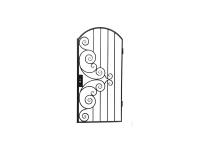 калитка к воротам №54