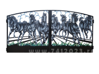 Ворота (3,5 х 1,75м)