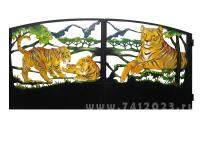 """Ворота №35 """"Тигры"""""""
