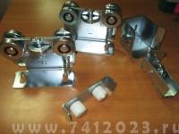 Монтажный комплект откатных ворот (Италия 6м) 300кг - 7412023.ru