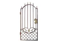 Калитка к кованым воротам №36