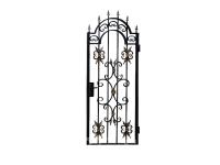 Калитка к кованым воротам №39