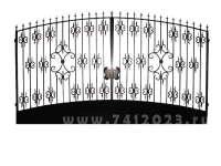 Ворота кованые (большие) - 7412023.ru