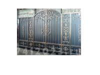 Ворота откатные №6 - 7412023.ru