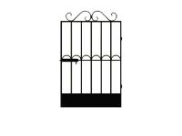 калитка к сварным воротам №4