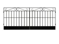 Ворота сварные №5