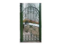 Калитка к кованым воротам №43
