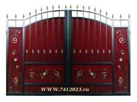 """Ворота №15 """"Самурай"""""""