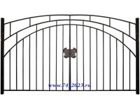 Ворота сварные №13