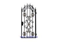 Калитка к кованым воротам №39 - 7412023.ru