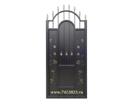 Калитка к воротам № 15 Лоза - 7412023.ru