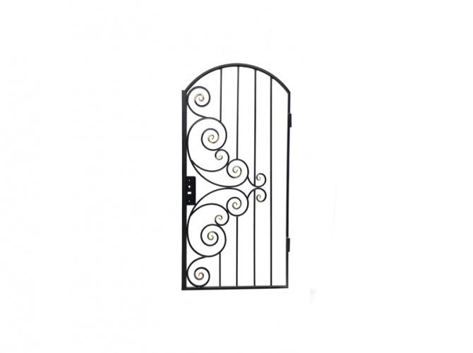 калитка к воротам №54 на дачный участок - 7412023.ru