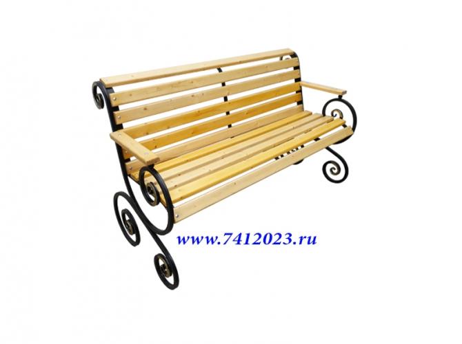 Скамейка СК-6 - 7412023.ru