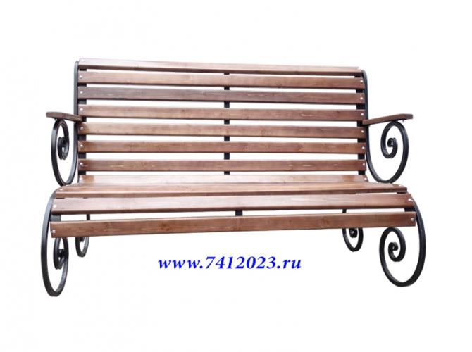 Скамейка СК-3 - 7412023.ru