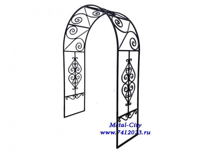 Пергола №4 (разборная) - 7412023.ru