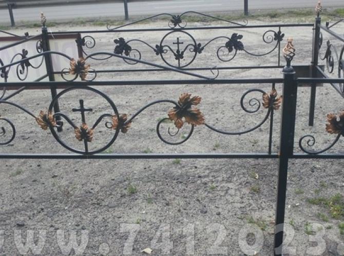 Ограда К-1 - 7412023.ru