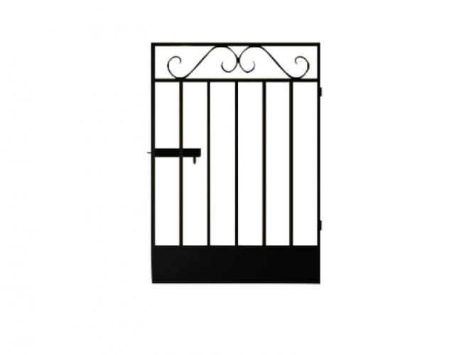 Калитка к сварным воротам №1 - 7412023.ru