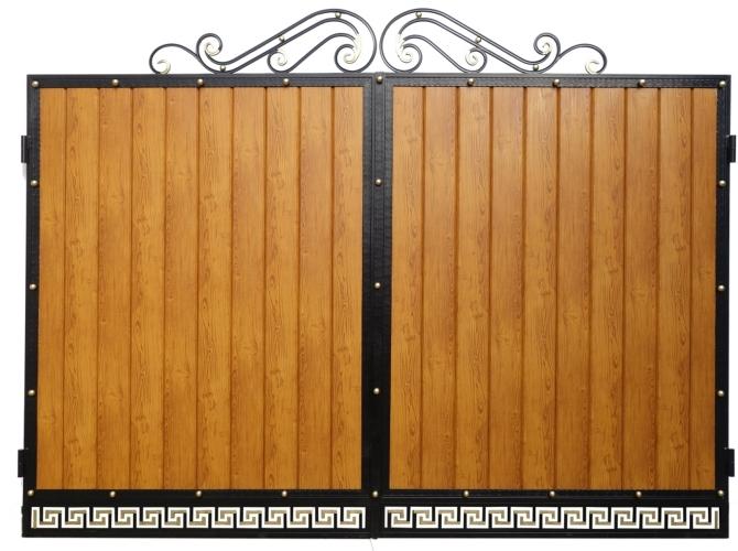Ворота № 46 - 7412023.ru