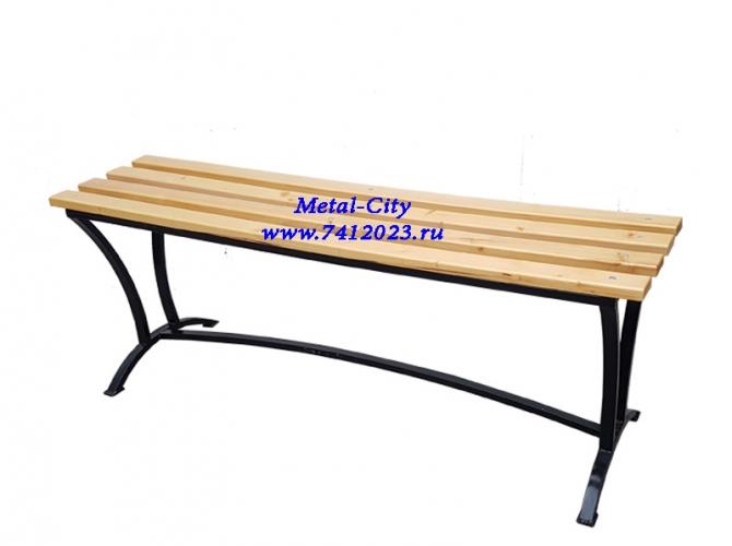 Скамейка садовая №13 - 7412023.ru