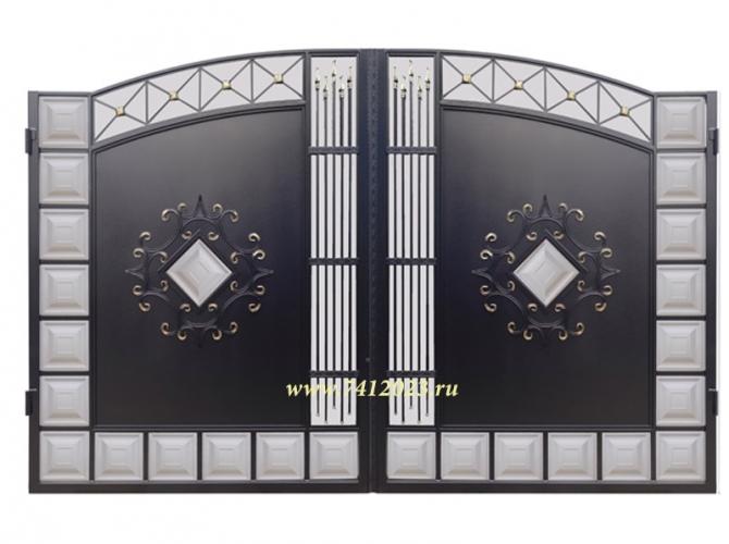 Ворота № 61 - 7412023.ru