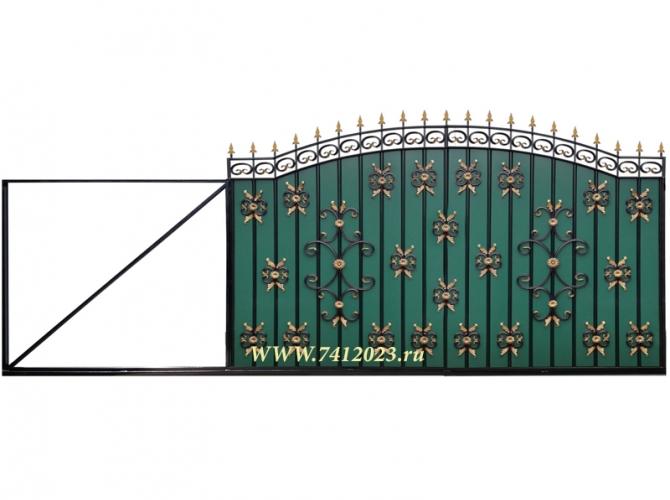 Ворота №49 - 7412023.ru