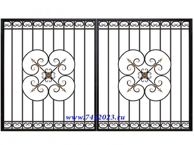 "Ворота №19 ""Сальвадор"" - 7412023.ru"