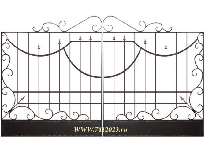 """Ворота №8 """"Цезарь"""" - 7412023.ru"""
