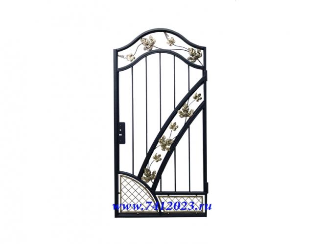 Калитка к кованым воротам № 57 - 7412023.ru