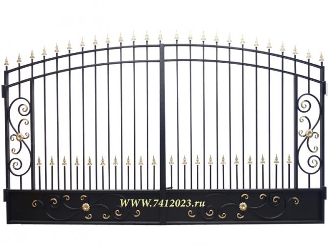 Ворота №45 - 7412023.ru