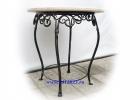 стол для дачи, кованный, своими руками, уличный, металический - 7412023.ru