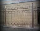 Кованый забор секция К-15.4 - 7412023.ru