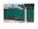 Ворота (зеленые) - 7412023.ru