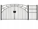 Калитка к сварным воротам №13 - 7412023.ru