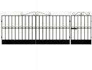 Калитка к сварным воротам №4 - 7412023.ru