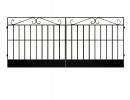Ворота сварные №5 - 7412023.ru