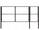 Калитка к каркасу под обшивку (Вариант 1) - 7412023.ru