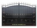 "Ворота №15 ""Самурай"" - 7412023.ru"
