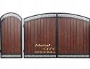 Ворота кованые №51 - 7412023.ru