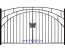 Ворота сварные №13 - 7412023.ru