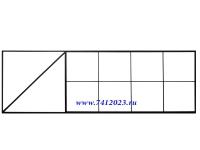 каркас для откатных ворот №26 - 7412023.ru