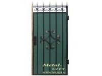Калитка к кованым воротам № 41 - 7412023.ru