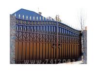 Ворота откатные №4 - 7412023.ru
