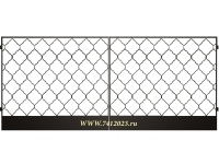 Ворота кованые №11 - 7412023.ru